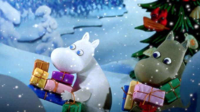 Photo du film Les Moomins attendent Noël
