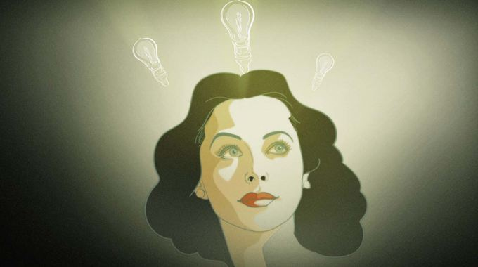 Photo du film Hedy Lamarr: from extase to wifi