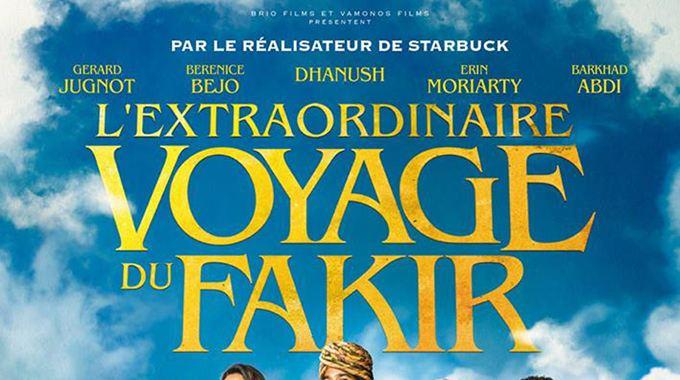 Photo du film L'Extraordinaire voyage du Fakir