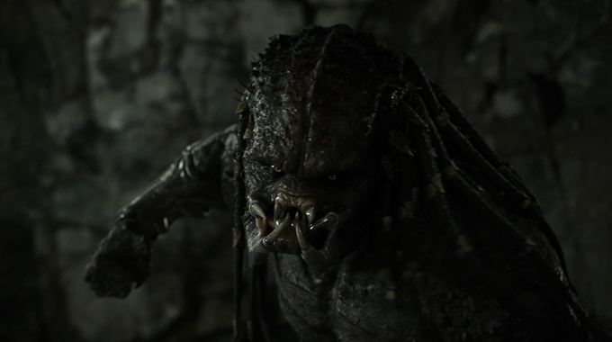Photo du film The Predator en 3D