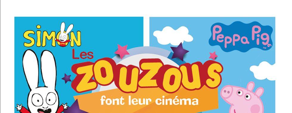 Photo du film Les Zouzous font leur cinéma (CGR Events)