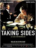 Taking sides, le cas Furtw&#228;ngler
