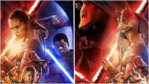 Les 6 meilleures parodies d'affiches de Star Wars : Le Réveil de la Force