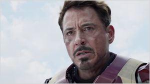 Spot TV du Super Bowl Captain America: Civil War : la tension montre d'un cran entre les Avengers !