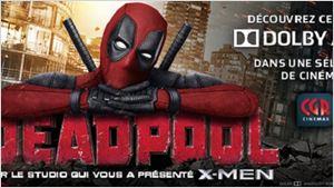 Rejoignez l'aventure Deadpool, l'adaptation au cinéma du héros le plus boderline de l'écurie Marvel [SPONSORISE]