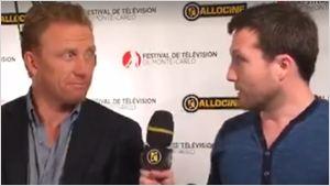 Grey's Anatomy, Trainspotting 2 : on a rencontré Kevin McKidd à Monte-Carlo