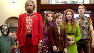 """""""Captain Fantastic dresse un parallèle évident avec les super-héros"""" selon le réalisateur Matt Ross"""
