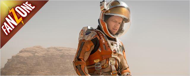 FanZone 486 : Seul sur Mars, personne ne l'entendra crier...