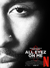 All Eyez On Me streaming
