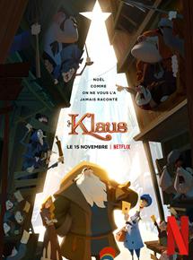Klaus streaming