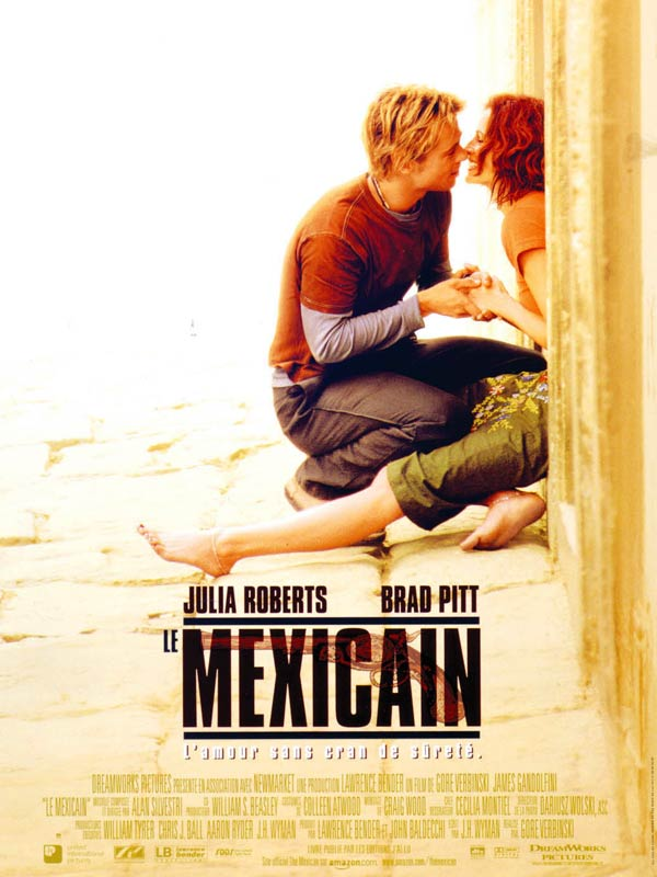 Le mexicain  (The mexican )   VF