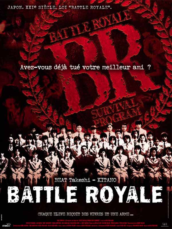 Battle Royale streaming