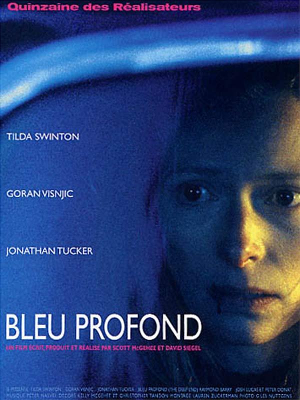 Bleu Profond affiche
