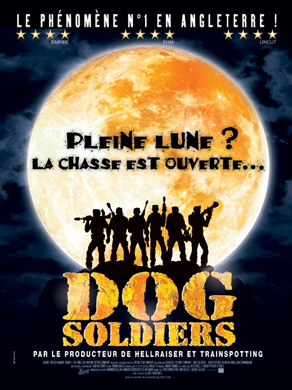 Dog Soldiers streaming