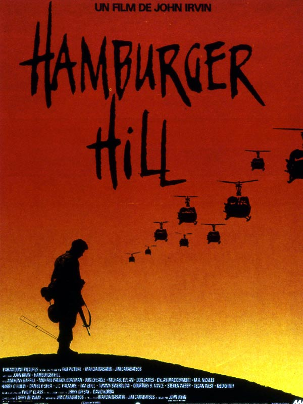 achat hamburger hill en dvd allocin233