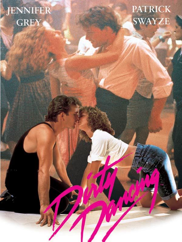 Affiche du film dirty dancing affiche 2 sur 2 allocin - Pelicula dirty dancing ...