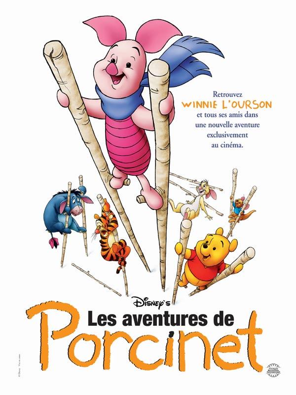 Image Les Aventures de Porcinet