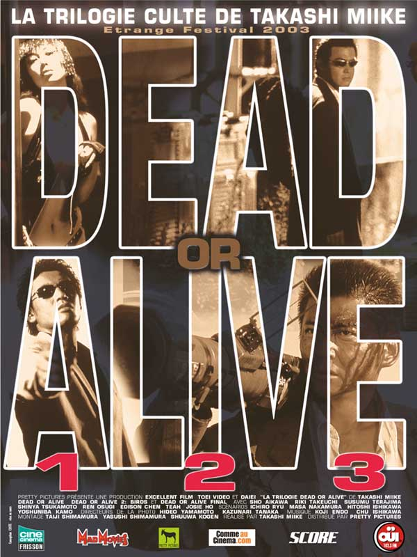 Dead or Alive 2 streaming