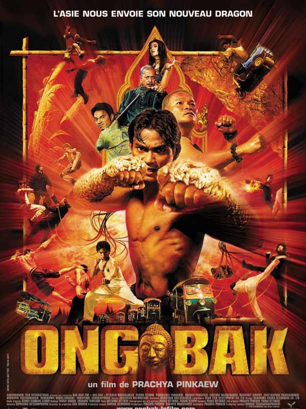 Ong bak film 2003 allocin for Les arts martiaux chinois