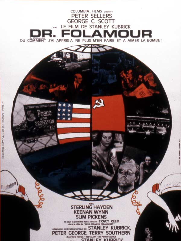 Image du film Docteur Folamour