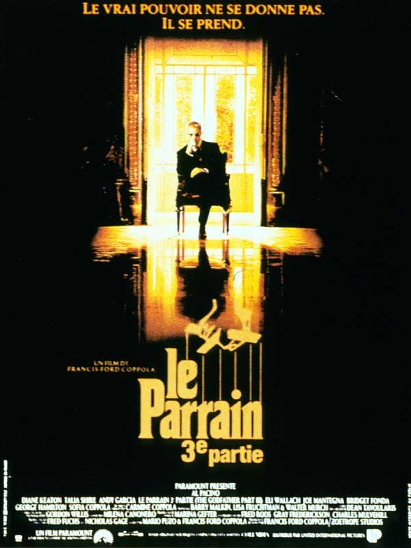 Le Parrain, 3e partie streaming