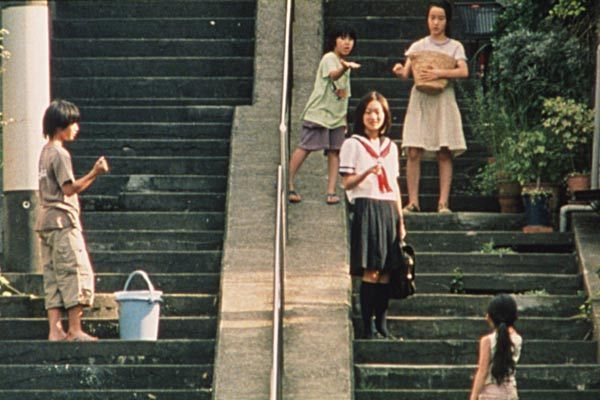 Nobody knows : Photo Hirokazu Koreeda