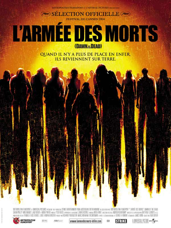 L'Armée des morts streaming