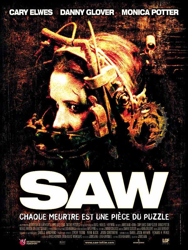 Saw film 2004 allocin - Personnage film horreur ...