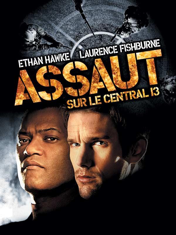 Assaut sur le central 13 film 2005 allocin for Le chiffre 13 film