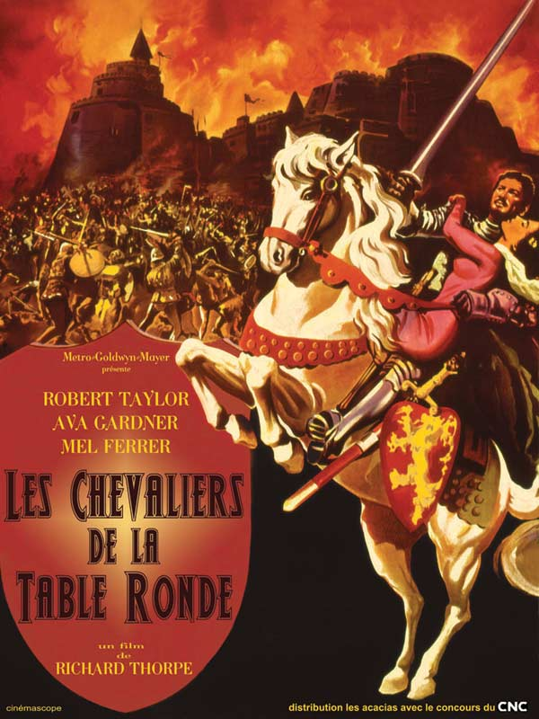 Chevaliers ronde de AlloCiné Les film table 1953 la w8knPX0O