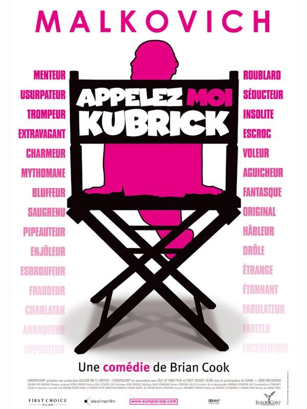 Appelez-moi Kubrick