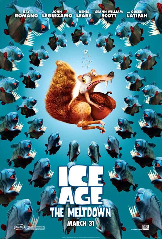 L'Âge de glace 2 : Affiche Carlos Saldanha