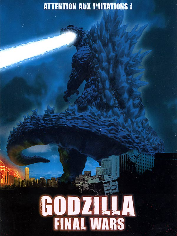 godzilla final wars film 2004 allocin233