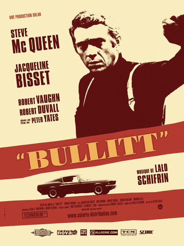 Bullitt | Yates, Peter. Metteur en scène ou réalisateur