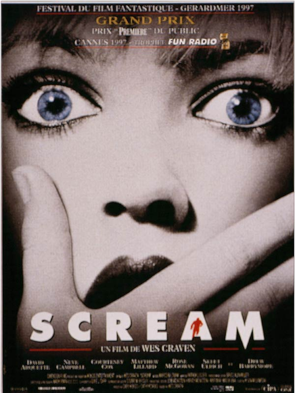 Scream streaming