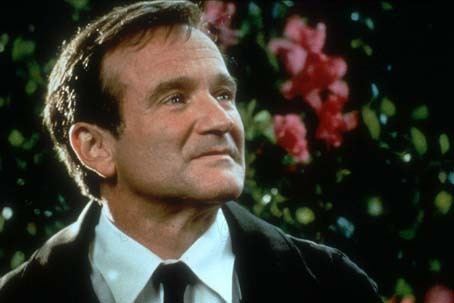 Au-delà de nos rêves : photo Robin Williams, Vincent Ward