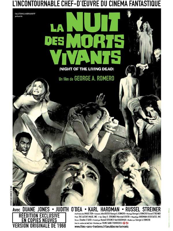 """Résultat de recherche d'images pour """"la nuit des morts vivants"""""""