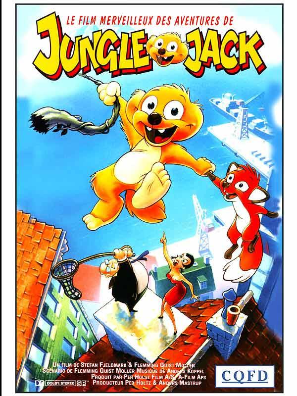 Jungle Jack 1 - Dessin animé 18616319