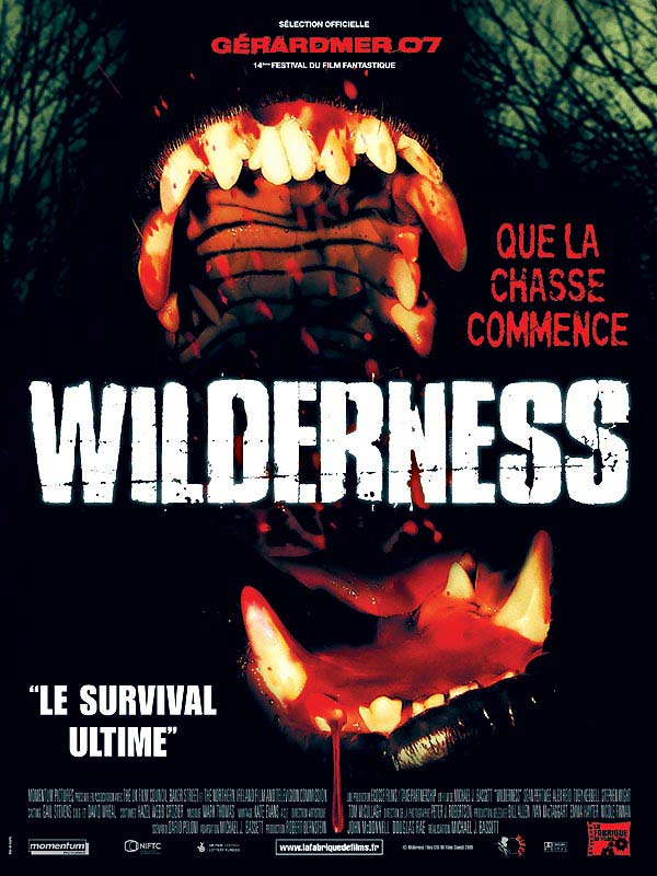Wilderness streaming