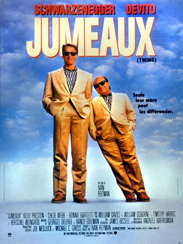 Jumeaux - film 1988 - ...