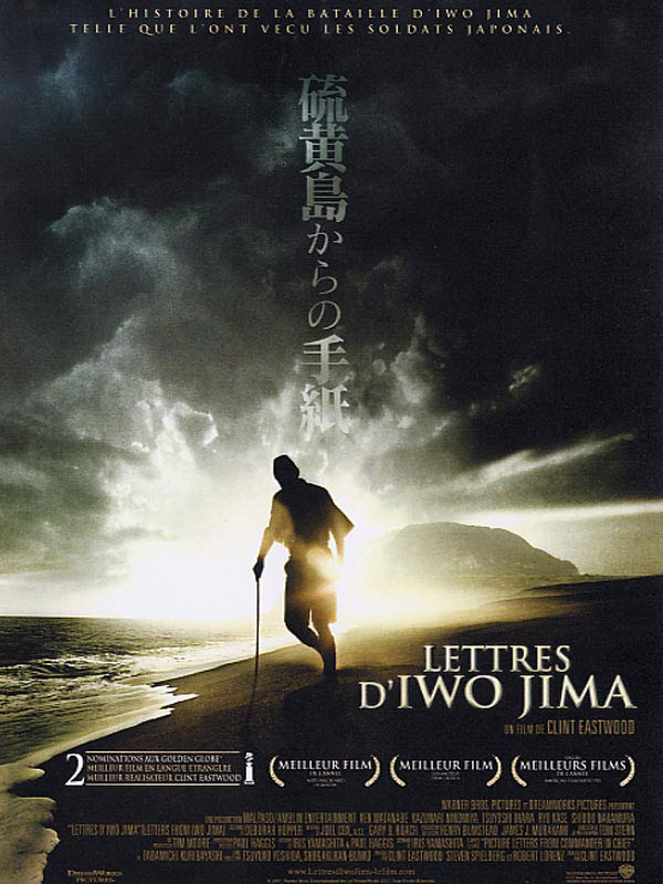 Lettres d'Iwo Jima streaming