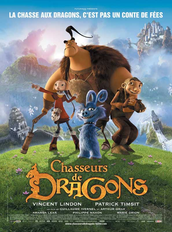 Chasseurs de dragons 2008 1080p Truefrench BluRay DTS x264