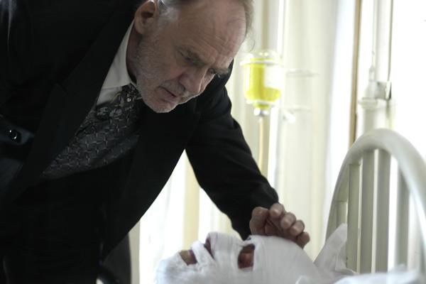 L'Homme sans âge : photo Bruno Ganz, Francis Ford Coppola