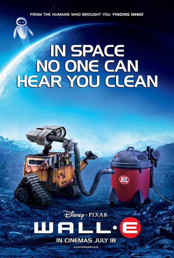 Wall-E : Affiche Andrew Stanton
