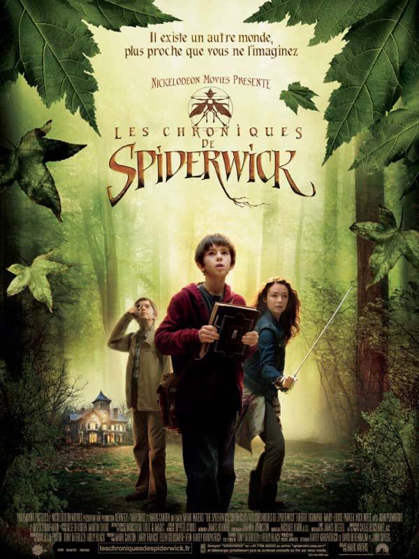 Très Les Chroniques de Spiderwick - film 2008 - AlloCiné YH06