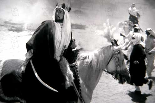 Lawrence d'Arabie : Photo Alec Guinness, David Lean