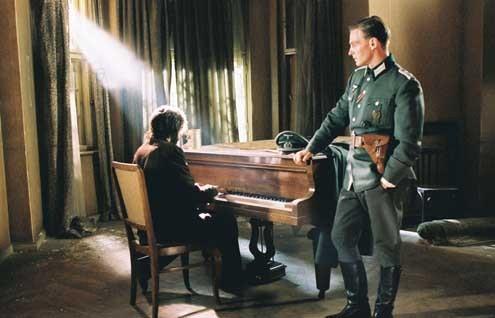 Le Pianiste : Photo Adrien Brody, Roman Polanski, Thomas Kretschmann