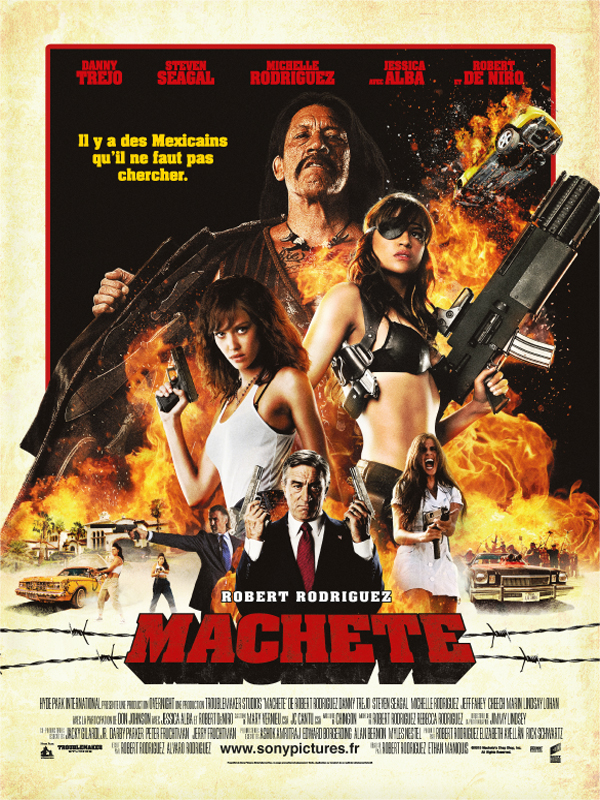 Machete Streaming