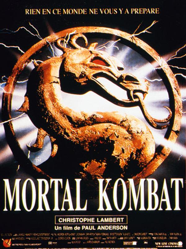 Mortal Kombat Film Stream