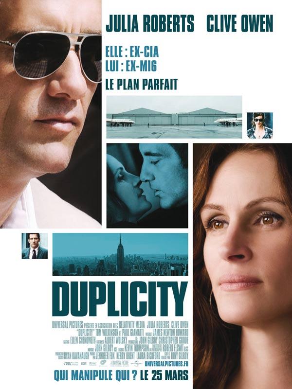 Duplicité       (Duplicity)